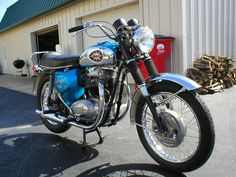 1968 BSA Lightning Lightning 650 picture | SuperMotors.net