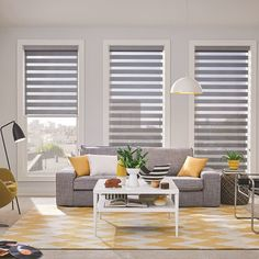 """Window Blinds and Window Shades: Is There a Difference? Those short solution for the question, """"are window shades unique in relation to window blinds? Blinds For Windows Living Rooms, Window Treatments Living Room, Custom Window Treatments, Shades For Windows, Persiana Sheer Elegance, Cortinas Rollers, Zebra Blinds, Bali Blinds, Shades Blinds"""