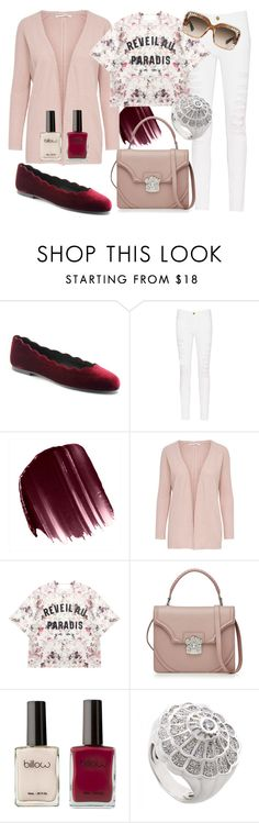 """Untitled #94"" by desperamy ❤ liked on Polyvore featuring French Sole FS/NY, Frame Denim, Urban Decay, Momewear, Alexander McQueen and Gucci"
