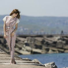 Collection: Su Grubu, Photo: Murat Senel, Model: Gorkem Eksiler