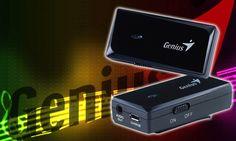 Recenzja odbiornika #Genius BT-100R. Uczyń dowolny głośnik lub słuchawki bezprzewodowymi #sound #wireless #bluetooth