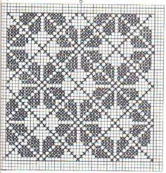 Cross Stitch Charts, Cross Stitch Designs, Cross Stitch Embroidery, Stitch Patterns, Knitting Charts, Knitting Patterns, Crochet Patterns, Filet Crochet, Crochet Stitches