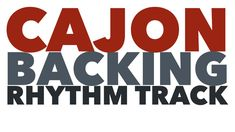 Cajon Backing Track Swing Feel 150 BPM