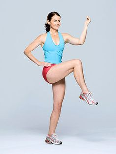 2-in-1 workout to banish back and ab fat. See ya, bra bulge! #fitnessmagazine