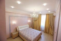 """Проект: Спальня в розовых тонах — """"ИриС"""" Интерьер студия — MyHome.ru"""