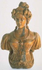 Sister figure head displayed on Royal Sea VikingFigurehead.............   ................................♥...Nims...♥
