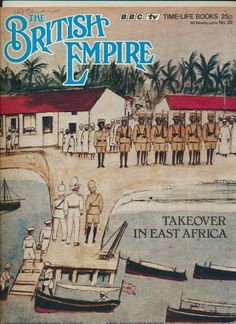 The British Empire -Takeover in East Africa Booklet