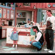 Full House. Today is my birfday! No its not michelle, its in 4 days!