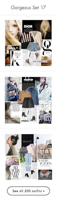 """Gorgeous Set 17"" by xxlittlediamond ❤ liked on Polyvore featuring Christian Dior, Vero Moda, 3.1 Phillip Lim, NIKE, Ødd., Craftsman, Topshop, Michael Kors, Fendi and PATH"