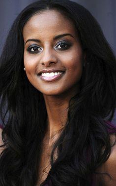 Sara Nuru of Ethiopia