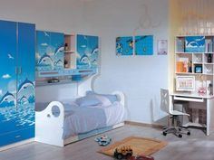 kids bedroom, Simple Design Girls Study Room Fancy Teenage Bedroom ...