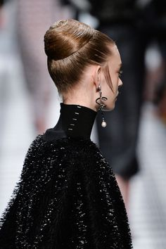 Cheveux: tendances repérées sur les défilés parisiens | Femina