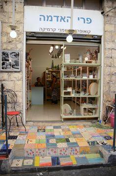 Silencio Domingo: Una gira por Mahane Yehuda, Jerusalén
