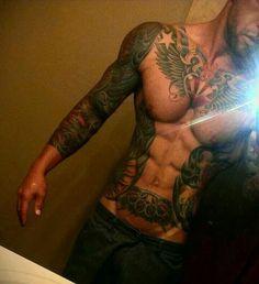 Bearded & Tattooed