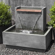 Indoor water fountains India Campania International, Inc concrete falling water .Indoor water fountains India Campania International, Inc concrete falling water fountain Concrete Fountains, Indoor Water Fountains, Garden Fountains, Fountain Garden, Water Garden, Diy Water Fountain, Concrete Patios, Cement Garden, Stone Fountains