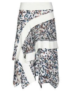 $43.0. 3.1 PHILLIP LIM Skirt Knee Length Skirt #31philliplim #skirt #knit #silk #clothing Silk Clothing, Cocoon Sweater, Sequin Top, 3.1 Phillip Lim, Flare Dress, Knit Dress, Sequins, Pockets, Skirts