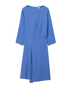 Packshot kjole - Drapey Pleat Dress - Dresses - Woman - Filippa K