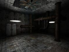 electrical scary dark creepy abandoned escape places case basement place google infinite