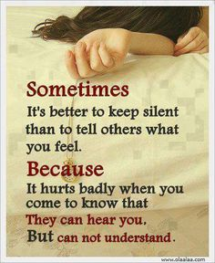 noone wants to be invisible | Broken Heart Quotes-Thoughts-Hurt-Great-Best-Nice