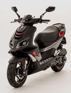 Cheaper limited edition peugeot Speedfight scooters are out now in the UK, with the Total Sport and Pure based on the air-cooled model Yamaha Scooter, Scooter 50cc, Honda Bikes, Scooter Design, Motorbike Design, Vespa, Scooters, Peugeot, Small Motorcycles