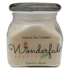 Wonderful Scents Scented Bakery Jar Candles With Cotton Wicks 12 Ounces of Wonderful Scents #candles #candle #soycandles #scentedcandles #melts #essentialoils #essentialoil #scents #fragrance #aromas #diffuser #natural #organic #aromatherapy #selfcare #selflove #healthy #gifts #giftsforher #relax #Wellbeing #wellness #HealthTips Jar Candles, Soy Wax Candles, Scented Candles, Essential Oil Candles, Natural Essential Oils, Roasted Nuts, Banana Nut Bread, Bakery, Aromatherapy