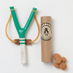 Seed Bomb Slingshot for growing a wildflower garden (to do the most good and least harm, choose only wildflowers /native/ to your area, and useful to local bugs and birds)