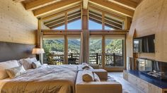 Chalet Maurice Investors In Property Luxury Homes Chalets For Sale Rustic House