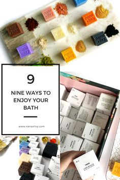 At Nana + Livy, we offer a variety of handmade Soap Blocks and other hygienic products to help slow the spread. Cold Process Soap, Matcha, Treats, How To Make, Handmade, Sweet Like Candy, Goodies, Hand Made