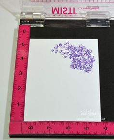 Tutorial Tuesday Multi Step Stamping with the Misti Tool by Heidi Blankenship | JustRite Papercraft Inspiration Blog