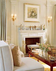 Дом в Нью-Йорке, дизайнеры Хьюго Гиннесс и Эллиот Пукетт