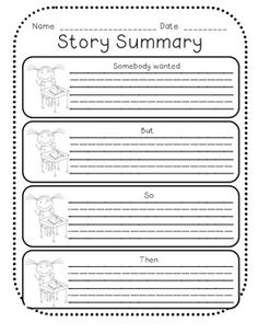 Reading Kit for Comprehension - TWITTER GAME  amp  Graphic OrganizersSummarize Graphic Organizer