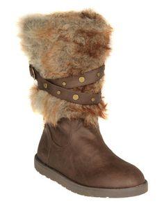XTI Viking Boot Brown