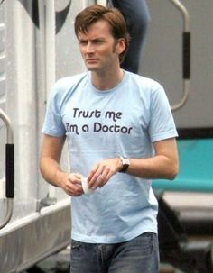 Oh, number ten...  You may not have been my first, but you were definitely a memorable Time Lord <3
