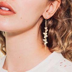 Earrings 805018502122930615 - Gold Butterfly Earrings Source by Ear Jewelry, Cute Jewelry, Jewelry Accessories, Jewellery, Gold Jewelry, Fashion Jewelry, Women Jewelry, Accesorios Casual, Butterfly Earrings