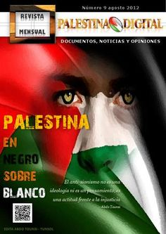 Revista PALESTINA DIGITAL - Agosto 2012