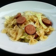 Cabbage and Smoked Sausage Pasta - Allrecipes.com