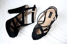 grafika fashion, shoes, and black