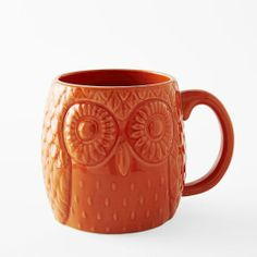 My current favorite mug is on sale at West Elm! Several colors available.