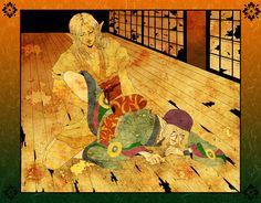 Kusuriuri - Mononoke