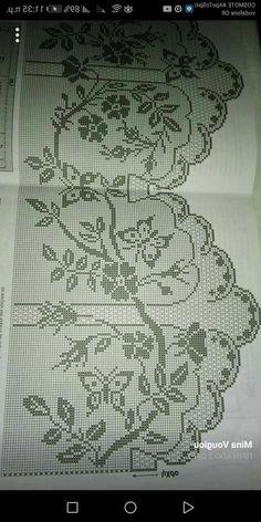 Crochet Doily Rug, Crochet Curtains, Filet Crochet, Soutache Jewelry, Afghan Crochet Patterns, Crochet Clothes, Tatting, Vintage World Maps, Cross Stitch