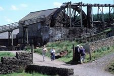 The North of England Lead Mining Museum, Killhope is in Upper Weardale in the Durham Dales. It explores the life of North Pennine lead mining families. Park Level Mine underground experience, Northern England's largest working water wheel and 'hands on' activities, as well as woodland walks.
