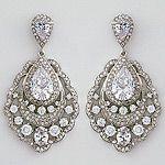 Modital Bijoux Jewelry | Classic Vintage Chandelier Earrings