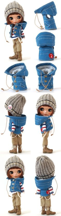 Cute outfit for Blythe