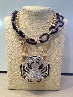 Mizzou Tiger Necklace at Glik's in Columbia, MO