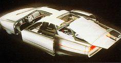 Ford Probe V (1985)