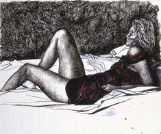 Ritratto di Marta Marzotto Renato Guttuso