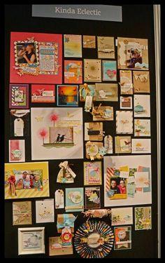 Cards, scrapbooks