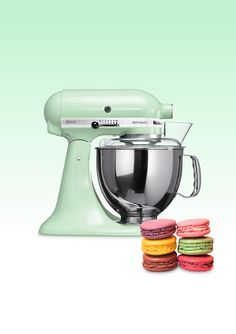 Macarons don't only look good, they taste good too! What is your favourite macaron flavour and filling? Much love KitchenAid Africa xx