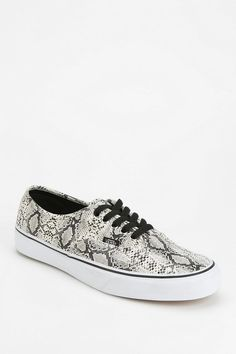 Vans Authentic Snake Sneaker #urbanoutfitters