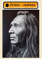 Home - Painted Native American style Hoop Drums / Portrait Paintings / Fine Art Prints